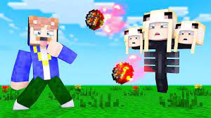 EPICSTUN VS. WITHER IN MINECRAFT! - YouTube