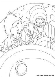 Arthur And The Revenge Of Maltazard Coloring Picture Tommie