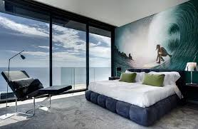 beach theme bedroom furniture. beach theme bedroom with dark furniture t