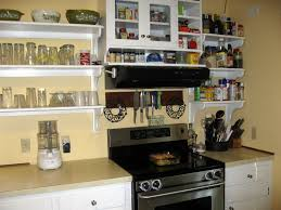 Shelves For Kitchen Cabinets Kitchen Cabinet Shelving Inspiration Cream Wooden Pull Out Shelves