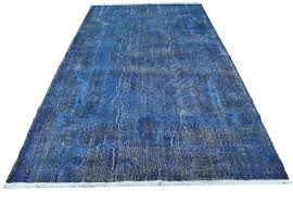 overdyed vintage rugs uk