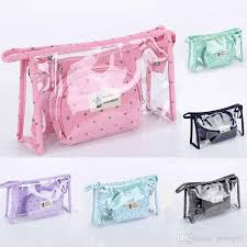 pvc clear transpal makeup bag set cosmetic bag for travel makeup organizer and toiletry bag canada 2019 from dmbag01 cad 4 26 dhgate canada