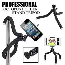 Generic Tripod <b>Octopus Holder Stand Flexible</b> Professional For Cell ...