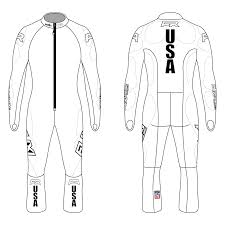 Design Your Own Ski Racing Suit Fuxi Racing Alpine Race Suit Customize Your Own