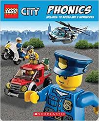 These worksheets include alphabet activities, vowels, consonants, blends and digraphs. Amazon Com Phonics Boxed Set Lego City 9780545813495 Lee Quinlan B Books