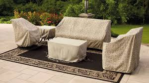 stylish outdoor patio furniture cover for wrought iron furniture best patio furniture covers