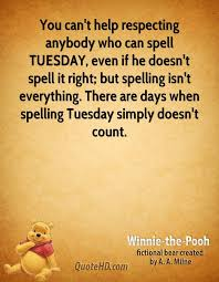 Spell Quote Interesting Winnie The Pooh Quotes QuoteHD