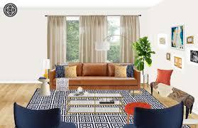 mid century modern eclectic living room. Satisfy Your Style Craving With An Eclectic Living Room Design Mid Century Modern V