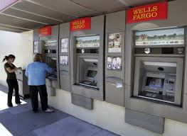 the new atms soon they won t be just for cash anymore paul sakuma associated press customers use a wells fargo bank atm machine in san francisco