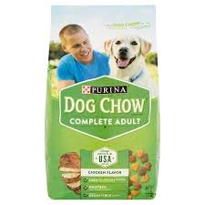 Purina Dog Chow Dry Dog Food Complete Adult With Real
