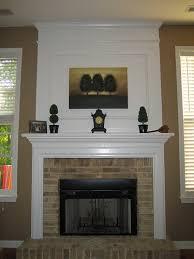 brick fireplace mantels. So Brick Fireplace Mantels P