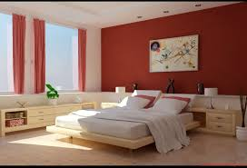 red bedroom paint. astounding images of bedroom decoration using unique paint colors : inspiring red girl t