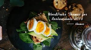 Wp Restaurant Themes Best Free Wordpress Restaurant Themes 2018 Mageewp