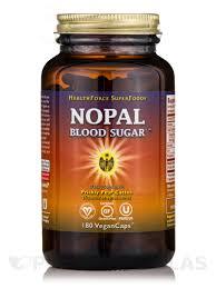 <b>Nopal Blood Sugar</b>™ - 180 VeganCaps™