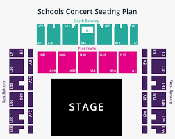 Rogers Centre Seating Chart Ed Sheeran Schools Concert Seating Plan Click To Enlarge W Raised