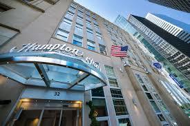 hampton inn manhattan downtown financial district hotel usa deals