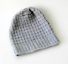 Easy Knit Hat Pattern Circular Needles