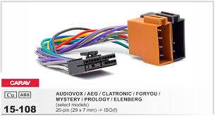 audiovox 20 pin car stereo radio iso f wiring harness connector pare prices on iso harness online shoppingbuy low price iso xtronspro audiovox 20 pin car stereo radio isof wiring