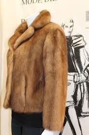 chance 2018 fur coat vintage