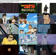 Detective Conan Movie 10 Requiem Of The Detectives (2006) JAPANESE ...