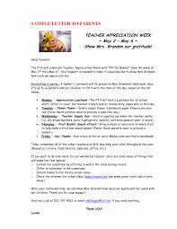 teacher appreciation letter from principal a letter from teacher to parent best of image result for thank you