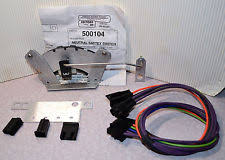 neutral safety switch harness new 1956 chevy aaw 500104 neutral safety switch w complete wiring harness