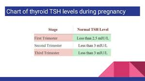 Tsh Level Chart For Adults Optimal And Normal Thyroid Levels