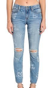Miss Me Jeans Size Chart Final Sale Skull N Rose Print Miss Me Jean