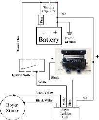 old britts 12 v dyna coils mounting kit wiring diagram