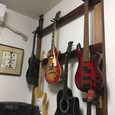 how to hang a guitar on the wall