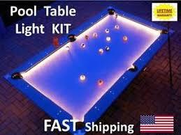 billiard room lighting. Image Is Loading LED-Pool-amp-Billiard-Table-Lighting-KIT-Game- Billiard Room Lighting R