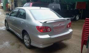 Toks Toyota Corolla Sport 2005 Model For Sale - Autos - Nigeria