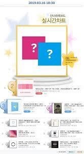Real Time Synnara Chart 3 16 19 18 30 Kst Music Rank