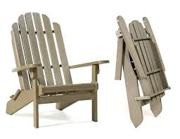 foldable adirondack chair merry garden faux wood folding adirondack chair with pull out ottoman