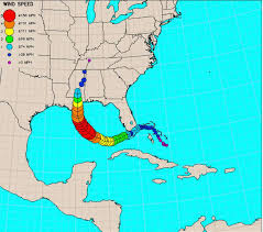 Hurricane Category Chart 16 Maps And Charts That Show Hurricane Katrinas Deadly