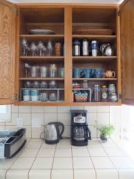 use containers to neatly organize