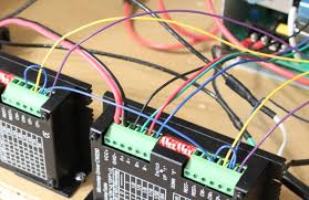 stepper motor wiring color code wires solidfonts help wiring stepper motor to div268n driver