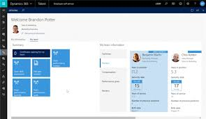 Operations Employee Whats New In Dynamics 365 For Finance And Operations