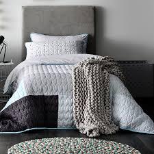 Adairs Kids - Aspen Quilted Pale Blue Quilt Cover Set - Bedroom ... & Adairs Kids - Aspen Quilted Pale Blue Quilt Cover Set - Bedroom - Quilt  Covers & Coverlets - Adairs Kids Online Adamdwight.com