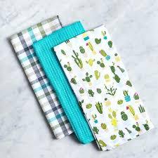 cotton kitchen towels combo cactus club cotton kitchen towel set of 3 cotton kitchen towel cotton kitchen towels