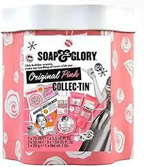 Soap & Glory <b>Original</b> Pink <b>Collection</b> Tin <b>Gift Set</b> 2019: Amazon.co ...
