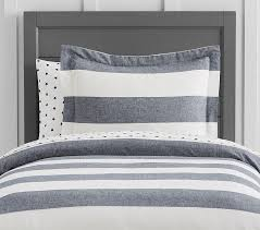 search results for red ticking stripe duvet