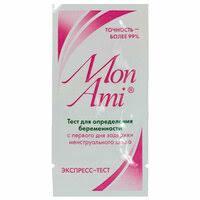 «Тесты на <b>беременность</b> Вертекс <b>MON</b> AMI» — Товары для ...