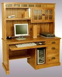 small home office design attractive. Attractive Computer Desk Hutch Perfect Small Office Design Ideas With Sunny Designs Deskhutch Sedona Su Home 2