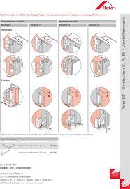 Roto Nt Bedienungs Und Sicherheitshinweise Holz Kunststofffenster