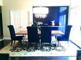 blue dining room chairs dining room with blue restoration hardware