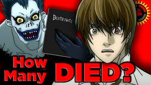 Death Note Film Theory DEATH NOTEHow Deadly Was it YouTube 1