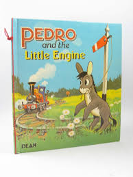 Stella & Rose's Books : PEDRO AND THE LITTLE ENGINE Written By Roland  Davies, STOCK CODE: 1403509