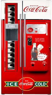 Vending Machine Fridge Simple Cola Vending Machine Vinyl Fridge Wrap