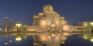 famous modern architecture. Beautiful Modern Museum Of Islamic Art And Famous Modern Architecture